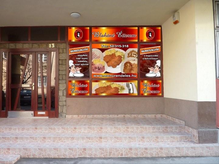1e1908bd83 Helyben fogyasztásos menü, ételrendelés, ebéd házhozszállítás - Blaháné  Étterem