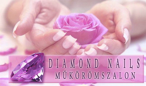 - Diamond Nails